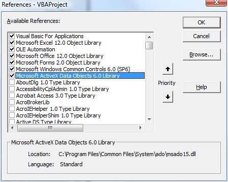 Excel userforms with database access called from vbs charles from ibookread Download
