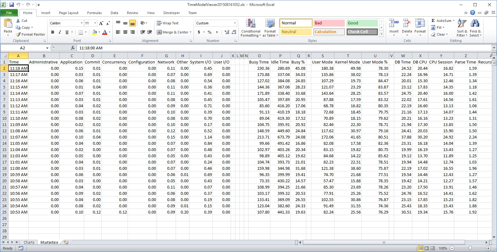 Option trading worksheet excel