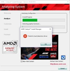 Windows10CannotInstallATIDriversInSafeMode