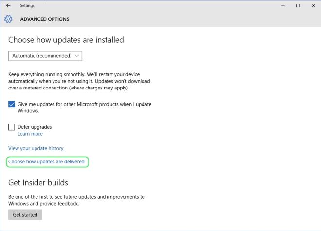 Windows10DisableWindowsUpdateSharing1