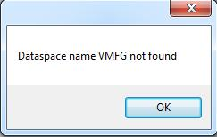 SeeSharp2DataspaceNameVMFGC